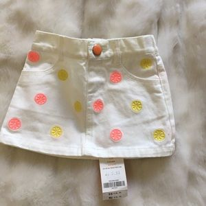 Gymboree Skirt 6-12m